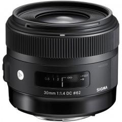 Sigma 30mm F1.4 DC HSM Art voor Pentax