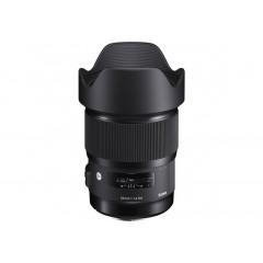 Sigma 20mm f1.4 DG HSM Art voor Sony E-mount