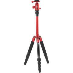 Sirui Ultralight T-005SR + B-000R Tripod Kit-Red