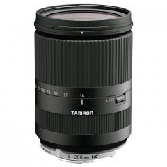 Tamron 18-200mm f3.5-5.8 Di III VC voor Canon EOS M