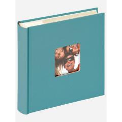 Walther Design Memo-Album Fun Petrol Groen 200 Foto's 10x15cm ME-110-K