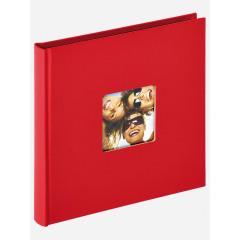 Walther Designalbum Fun Rood 18x18cm FA-199-R