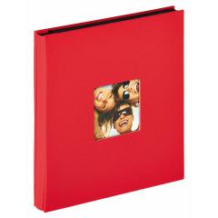 Walther Design Insteekalbum Fun Rood 400 Foto's 10x15cm EA-110-R