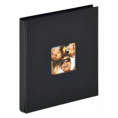 Walther Design Insteekalbum Fun Zwart 400 Foto's 10x15cm EA-110-B