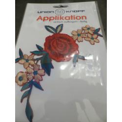Applicatie Roos Rood