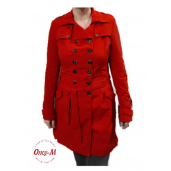 SUMMER TRENCH ROOD
