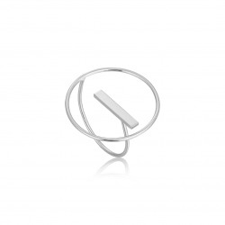 Ania Haie Modern Circle Ring
