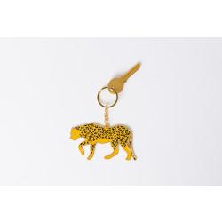 Sleutelhanger Oversized Leopard