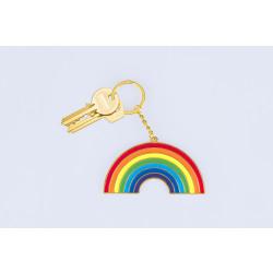 Sleutelhanger Oversized Regenboog
