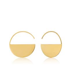 Ania Haie Geometry Hoop earrings