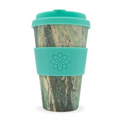 Ecoffee Cup Marmo Verde - 400 ml