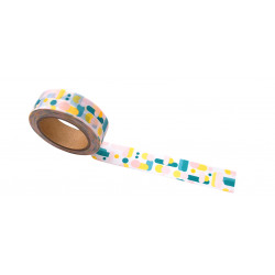Washi tape - Miss retro