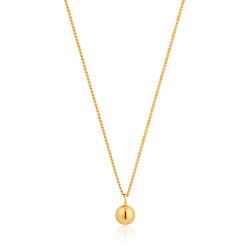 Ania Haie Orbit ball necklace