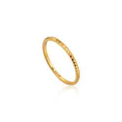 Ania Haie Texture band ring