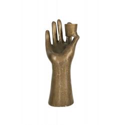 Kandelaar hand / Zusss