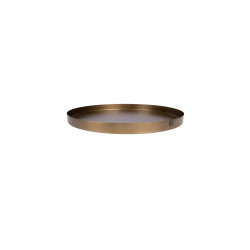 Stylingbord metaal brons 40 cm / Zusss