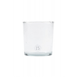 Waterglas gerecycled glas Zusss
