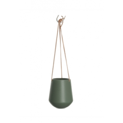 Plantenhanger Skittle groen - medium