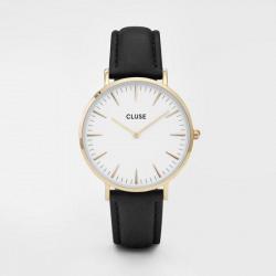 Horloge La Bohème Gold White/Black