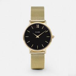 Minuit mesh Gold / Black