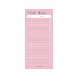 Noteblock Totally doable Checklist