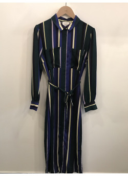 Provence Stripe Dress