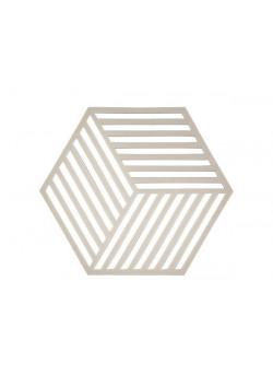 Zone Hexagon onderzetter