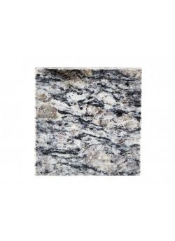 onderzetter 10*10*h1cm WIT graniet VC18p136