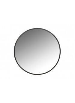 Mirror Metal Mirror Black d60,0cm Pcs.