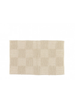 Bath mat 50*80*hcm Cream/ 100% cotton -