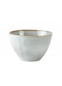 Bowl palet stoneware blue