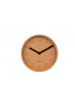 Zuiver Clock Cork Time