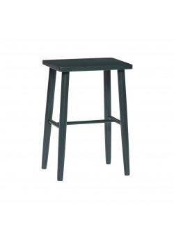 Bar stool, wood, green