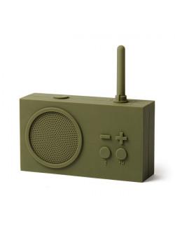 Tykho FM radio - 3W Bluetooth® speaker