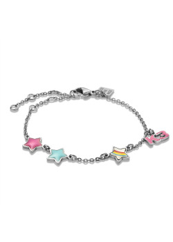 K3 collection, bracelet with3 stars and K3