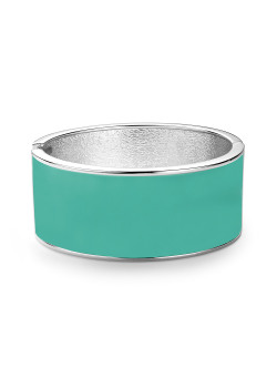 armband in email, turquoise