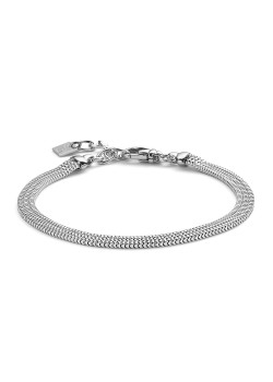 Armband in zilver, klassiek