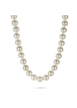 High fashion halsketting, parels 10 mm