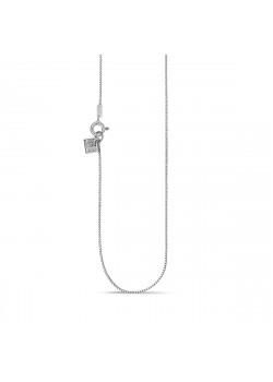 halsketting in zilver, venetiaan ketting