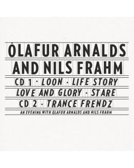 Olafur Arnalds/ Nils Frahm - Collaborative Works 2CD