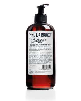 Liquid Soap 450ml Cucumber/Mint