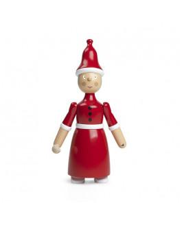 Santa Clara/Mrs Santa Painted Beech