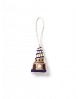 CPH Embr. Ornament Sav. Church