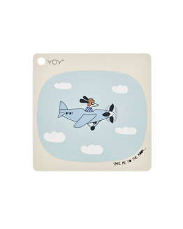 PLACEMAT TAKE ME TO THE MOON 1PC.