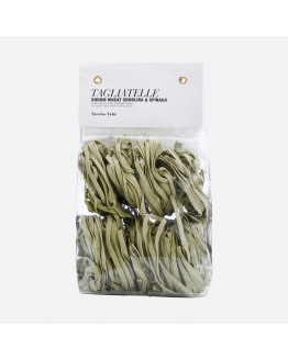 Tagliatelle Durum Wheat Semolina & Spinach 250 gr.