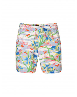 Beach Print Swim
