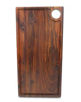 Board Carve 25x50cm Sheesham