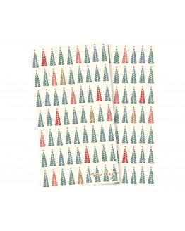 Napkin Christmas Trees 16 pcs.