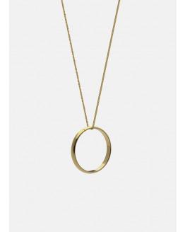 Icon Necklace 70cm Medium Ring 30mm