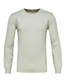 Basic O-Neck Cotton/Cashmere - GOTS